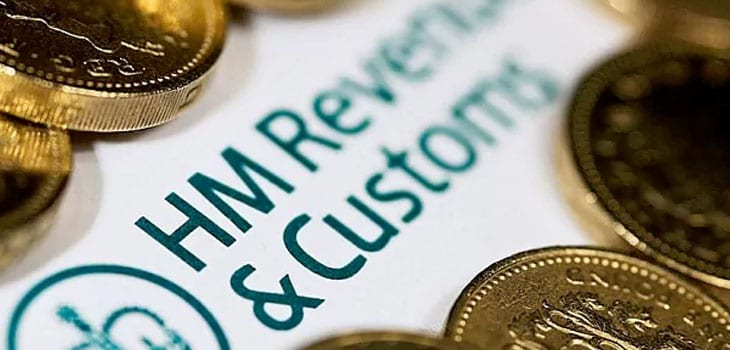 HMRC 7 day warning letter