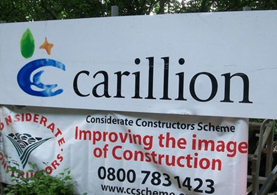 Carrilion liquidation