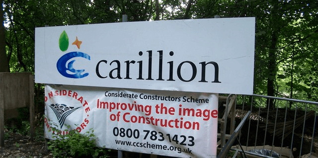 Carillion compulsory liquidation