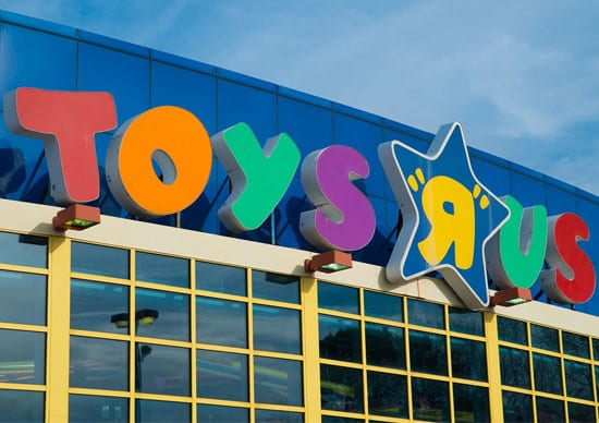 Maplin and Toys R Us enter Administration
