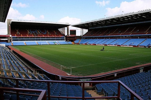 Aston Villa tax arrears
