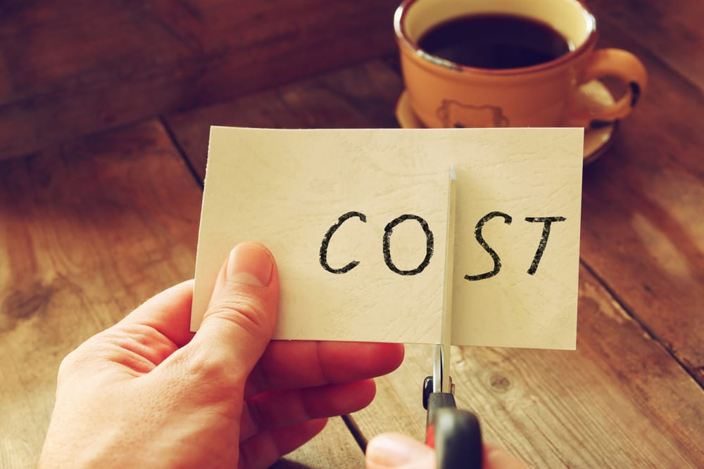 High employee costs